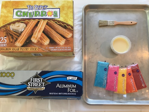 Churro Items